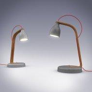 lampki stojące