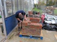 na budowie - murowanie