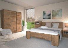 Łóżko sypialniane Montana L1