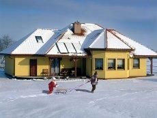 dom   zima