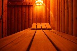 Domowe spa   sauna